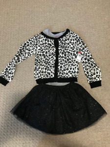 5 Brand New with Tag - Toddler girl dresses (Size 4)