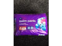 Boots Size 4 Swim Nappies
