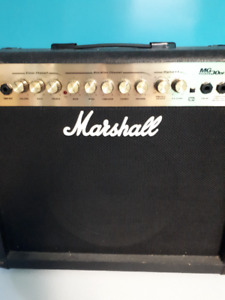 Marshall 30 dfx, for parts or repair