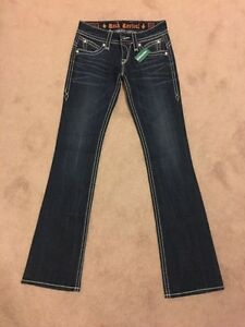 NEW Rock Revival Amy Boot. Women's. Jeans. Size 27