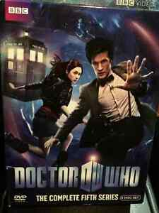 Dr Who complete 4th and 5th series Oakville / Halton Region Toronto (GTA) image 2