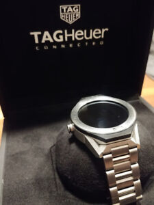 Tag Heuer Connected Gen2 Smart Watch w/ Titanium bracelet+bezel