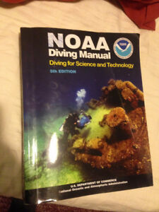 100 OBO NOAA Diving Manual 5th Edition