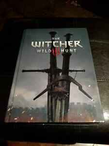 Deluxe Witcher III Guide Peterborough Peterborough Area image 1