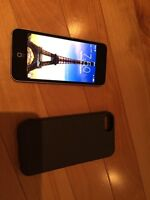 iPod Touch 5th generation with Otter Box case