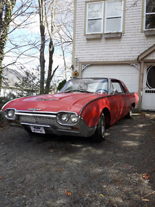 1961 Ford Thunderbird NEW PRICE
