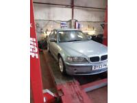 BMW 320 2.0TD SE NEW MOT ON PURCHASE PART EX TO CLEAR