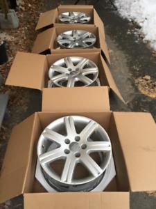 "Mags roues Alloy Wheels Audi 16 "" 5x112 compatible VW Volkswagen"