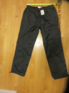 """NEW  men's """"NORTHERN Reflection""""  activity pants, LARGE"""
