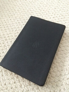 Leather Bible with Gold Edges (Brand New)