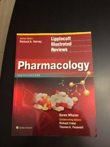 Pharmacology Lippincott's Illustrated Reviews