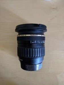 TAMRON 11-18mm f4.5 for NIKON in GREAT CONDITION