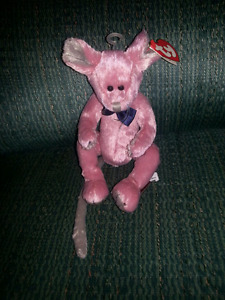 1993 Cromwell the mouse Original Ty