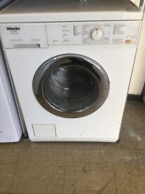 Miele Cream white 5kg Washing Machine