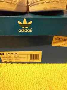 Adidas Superstar - Size 11 Kitchener / Waterloo Kitchener Area image 5