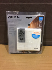 Noma Programmable Thermostat for Electric Baseboard Heaters