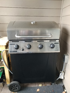 Master Chef S480 Natural Gas BBQ - $215 (Burnaby)