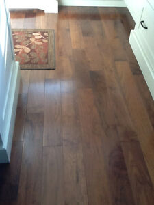 Flooring- Natural Walnut Select - Best Offer! London Ontario image 2