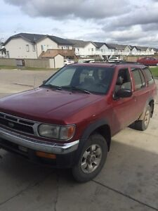 1998 fully loaded pathfinder