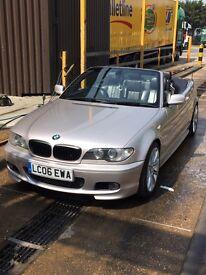 BMW 330ci m sport individual 120k FSH