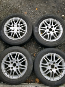 Mags Ford Focus 195/60R15