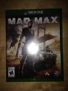 Mad Max Xbox one