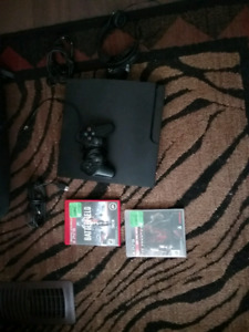 Barely used ps3