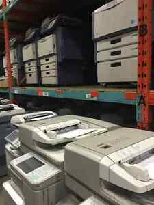 Multifunctional Photocopiers B/W or Color for Sale/Lease
