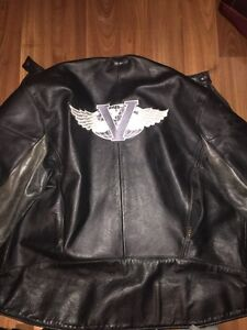 Assorted Victory motorcycles clothes