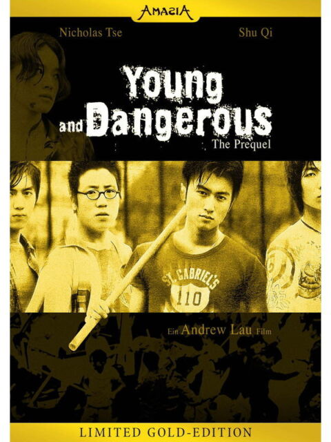 Young and Dangerous - The Prequel (Limited Gold Edition) DVD