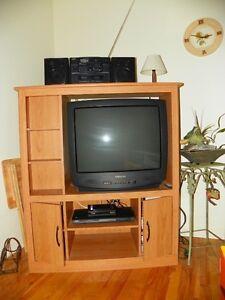 meuble TV-video multi-fonctions
