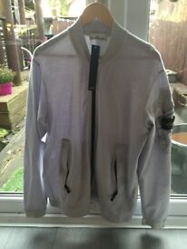 Stone island men's coat new 100% authentic with scan tag