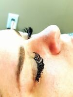 Lash Extensions Volume on Special!