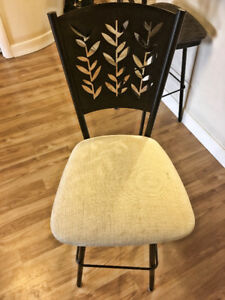Two Bar Stools for $150 (perfect condition)