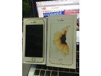 IPhone 6s 16gb Gold orange ee virgin network