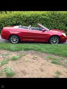2008 Chrysler Sebring Cabriolet