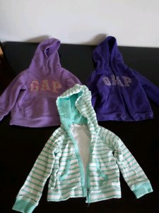 Girls 18 month sweaters