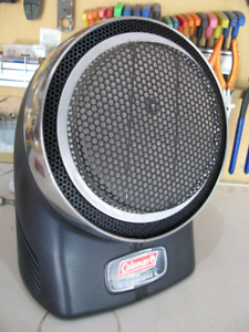 Coleman Procat Catalytic Heater Electronic Ignition with Fan