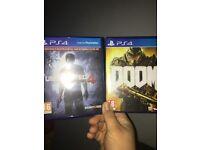 Doom+uncharted 4