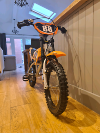 Bike , motobike style full Motocross plastic mouldings