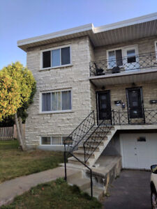 Fully Renovated Basement Duplex for Rent in C.S.L