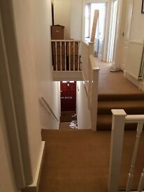 Double rooms close to WIMBLEDON station GARDEN