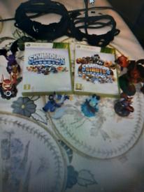 Xbox360 skylanders