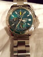 SEIKO MENS CHRONOGRAPH WATCH