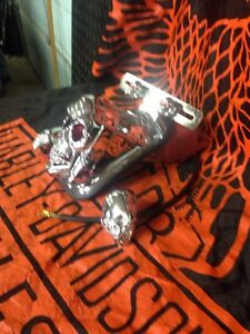 Tombstone Skull Tail Lights with turning signals Windsor Region Ontario image 3