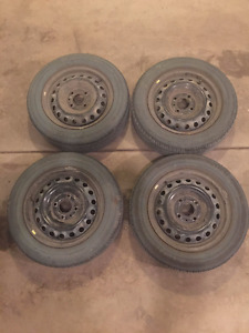 Summer Tires with Rim
