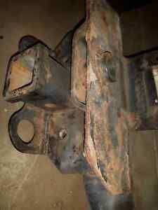 """2"""" trailer hitch : almost never used"""
