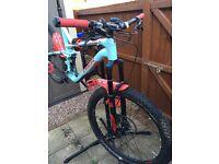 Trek Remedy 7 2016, Large, Full Suspension Bike