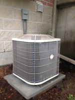 AC, COOLING, AIR CONDITIONING, START UP, REPAIR, INSTALL