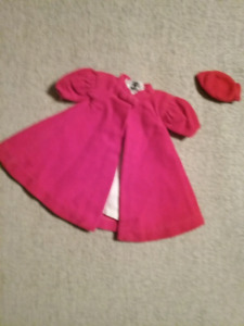"""1962 Barbie """"Red Flare"""""""